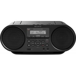 """Boombox con CD y Bluetooth®"
