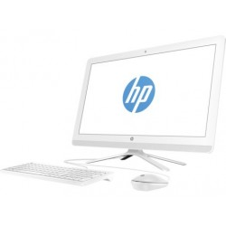 HP AIO  CORE I 5  24-g003la -6200U/4GB/1TB/23.5 - White
