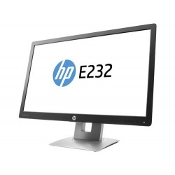 "HP ELITE DISPLAY E232 MONITOR 23"" 1920 x 1080 @ 60 Hz ALTURA AJUSTABLE - Imagen 1"