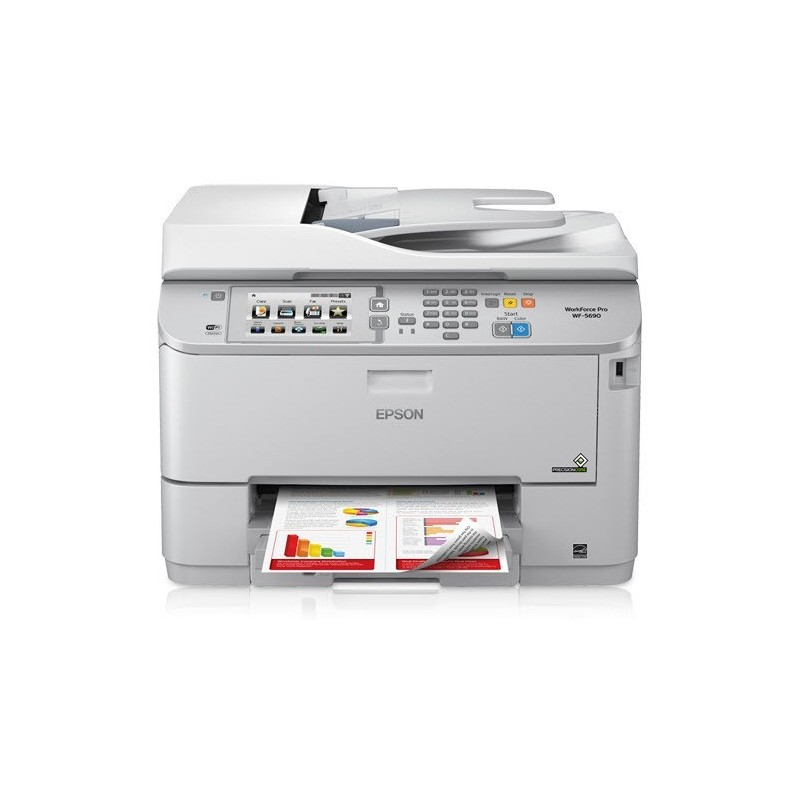 IMPRESORA MULTIFUNCIONAL  EPSON WORKFORCE WF-5690DW