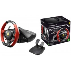 Volante de Carreras Thrustmaster Ferrari 458 Spider Racing Wheel para Xbox One