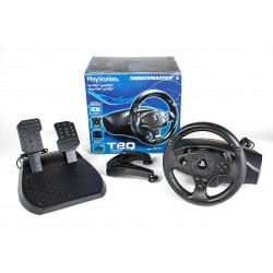 Volante Thrustmaster T80 Racing Wheel PS4 PS3 para PlayStation