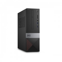 Vostro 3250 SFF, Intel® Core™ i3-6100 /4GB (4GBx1)/500G/Windows 10 Pro, 64-bit, English, French, Spa