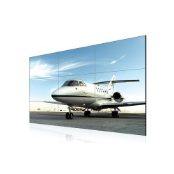 Monitor Industrial LG, 47 para Video Wall con bisel ultra delgado / 4.9 mm Bezel to Bezel  / FHD /2