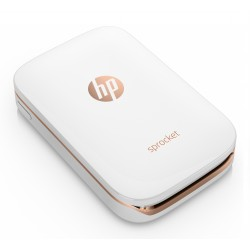 HP Sprocket Photo Mobile.  Impresora fotografica portatil.