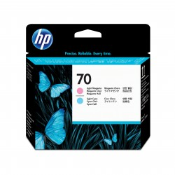 CABEZAL HP 70 LIGHT MAGENTA LIGHT CYAN
