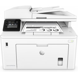 M 227FDW Color LaserJet Multifuncional Monocromatica   hasta 30  ppm - Duplex-Fax - Red - USB -Wirel