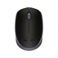 Mouse Logitech M170 Inalambrico Negro
