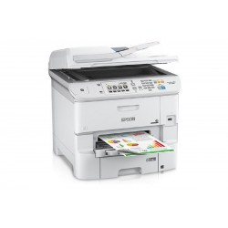 Impresora Epson Workforce WF-6590DW Multifuncional C11CD49201