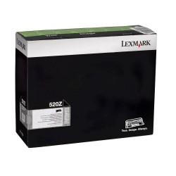Drum Lexmark 52D0Z00 Impresoras MX710 MX711 MX810 MX811 MX812 Negro 80.000 Pag