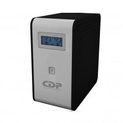 1200 VA UPS línea interactiva ,detección de carga ,rj11 / 45 contra sobretensiones y ruido, supresor - Imagen 1