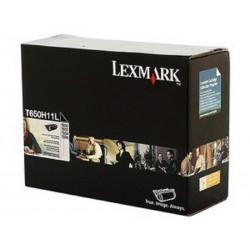 Toner Lexmark T650H11L Impresoras T650 T652 T654 Negro 25.000 Paginas