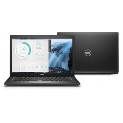 Portatil Dell Latitude 7480 Core i7 7600U/8G/256SSD/Win 10 Pro/3 años Garantia On Site/14/Black/L74