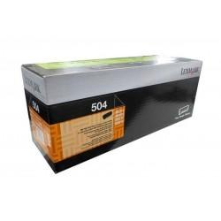 Toner Lexmark 50F4000 Impresoras MS310dn MS410dn MS610dn Negro 1.500 Paginas