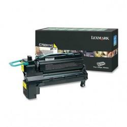 Toner Lexmark C792X1YG Impresora C792 Amarillo 20.000 Paginas