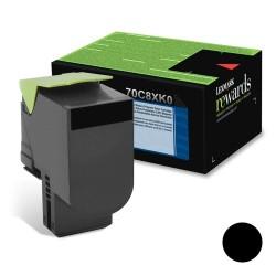 Toner Lexmark 70C8XK0 Negro 708XK 8.000 Paginas CS510DE