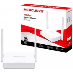 Router Wireless 2 Antenas N300