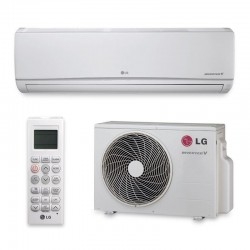 Mini Split LG - Compresor DUAL Inverter CERTIFICADO RETIQ - Refrigerante R-410A / 220v - 2.700 - 9.800 BTU Ahorro de energía has