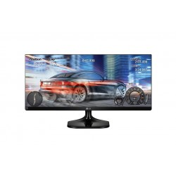 Monitor LG IPS Ultra Wide 25pulgadas Formato 21:9 / Resolución QHD / HDMI x 2