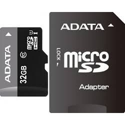 ADATA Memoria Microsd Adata 32Gb Adap Sd Clase10 - Imagen 1