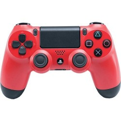 Controlador inalámbrico para PS4 DS4 (CUH-ZCT2U 11) Magma Red
