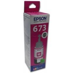 T673320-AL - BOTELLA EPSON TINTA ECOTANK MAGENTA L800