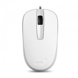 Mouse Genius DX-120 USB Blanco