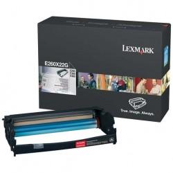 Fotoconductor Lexmark E260X22G Impresoras E260 E360 E46x X264 X36x X46x Negro 30.000 Pag