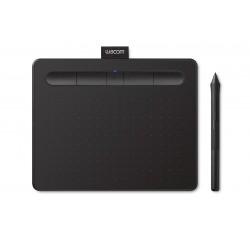 Tabla Digitalizadora Wacom CTL4100WLK0 Bluetooth Intuos Lapiz Pequeña Negra
