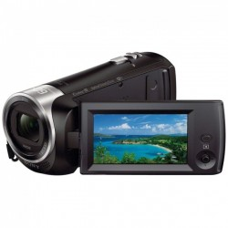Camara de Video Sony HDR-CX440 B + Estuche negra