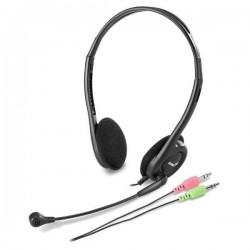 Audifono Genius HS-M200C (Plug unico para Audio y Microfono)