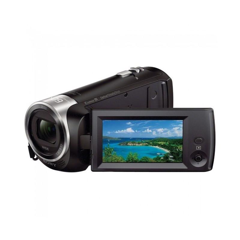 Cámara Video Sony Negra HDR-CX405, 60x de zoom, Sensor R CMOS Exmor R