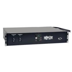 PDU Tripp Lite PDUMH30HVAT 30A Monofasico 5.8Kw 16 Tomas ATS Medidor Digital 2U Rack