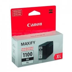 Cartucho De Tinta Canon PGI-1100 XL Negro 12ml Maxify MB2010