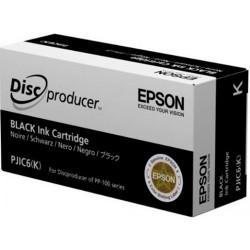 Cartucho De Tinta Epson Negro C13S020452 Discproducer PP-100II PP-100 PP-100AP PP-50
