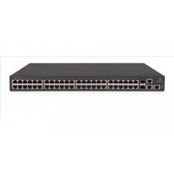Switch HP 1950-48G-2SFP+-2XGT, 48 10/100/1000, 2 SFP +, 2 XGT 1/100/1000/10000 base T, Capa 3 Lite, - Imagen 1