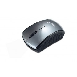 Mouse Genius Microtraveler 900s Inalambrico 2.4Ghz Silver