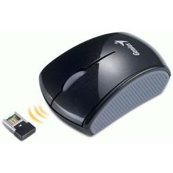 Mouse Genius Microtraveler 900s Inalambrico 2.4Ghz Negro