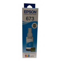 T673220-AL - BOTELLA EPSON TINTA ECOTANK CYAN L800