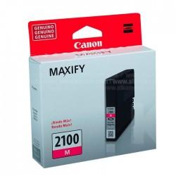 Canon Consumo Cartucho Pgi-2100 Magenta Lam - Imagen 1