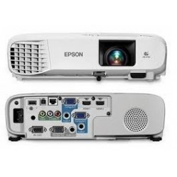 Video Proyector Epson PowerLite W39/Tecnología: 3LCD (3.500 lumens en Blanco y Color - Resolución WXGA 1280 x 800 (HD)).