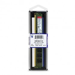 Memoria RAM para PC KVR Kingston DDR3L, 1600MHz, CL11 DIMM 4GB