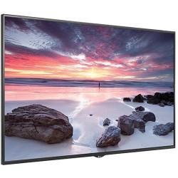 Monitor UHD / Tamaño: 65 / Operación: 24x7 / Brillo (Nit): 500 / Resolución: 3,840 x 2,160 (UHD) / Panel: IPS