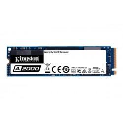 Disco De Estado Solido Kingston 500GB A2000 M.2 2280 PCIe SSD