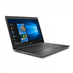 Portatil HP 14-ck0006la Celeron N4000 | 4GB | 1TB HDD | 14 HD | NO TOUCH | UMA | Jet Black (DF) | DF | W10 SLEM