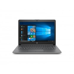 Portatil HP 14-cm0029la A4-9125 | 4GB | 500GB HDD | 14 HD | NO TOUCH | UMA | Chalkboard Gray (FF) | FF - BUNDLE (sleeve, earbuds