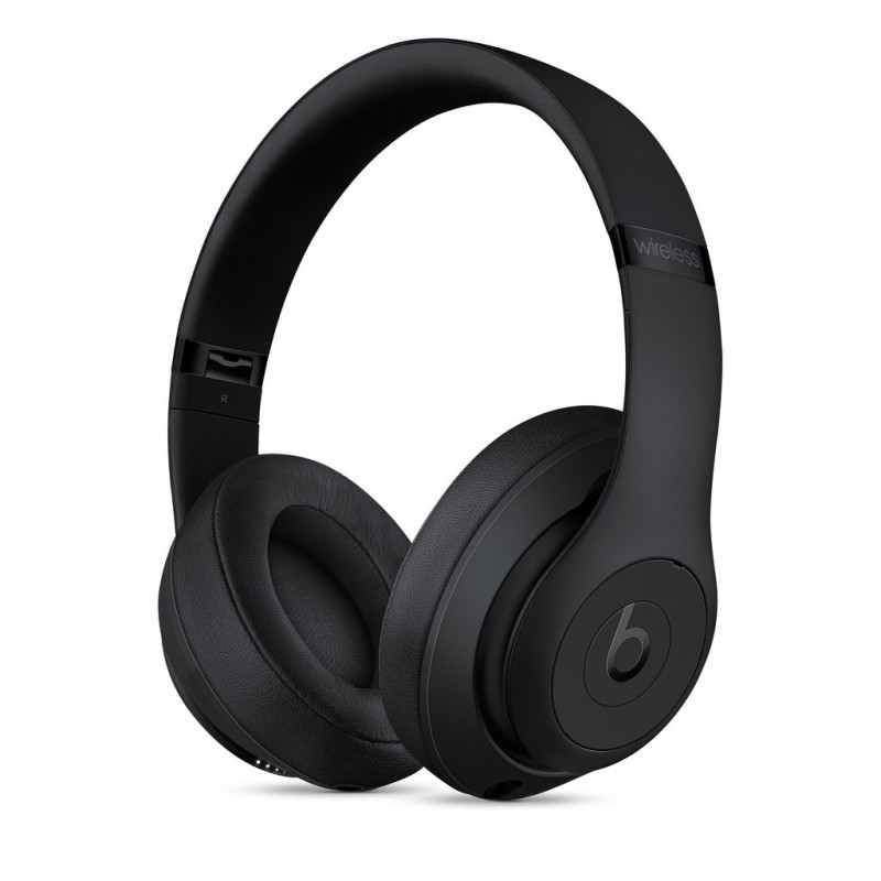 Auriculares cerrados Beats Studio3 Wireless - Negro mate