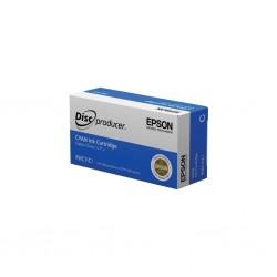 Cartucho De Tinta Epson Cian C13S020447 Discproducer PP-100II PP-100 PP-100AP PP-50