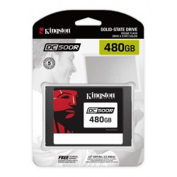"Disco De Estado Solido Kingston 480GB DC500R 2.5"" Sata SEDC500R/480G"