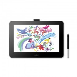 "Tableta Digitalizadora Wacom One 13.3"" Pen USB DTC133W0A"